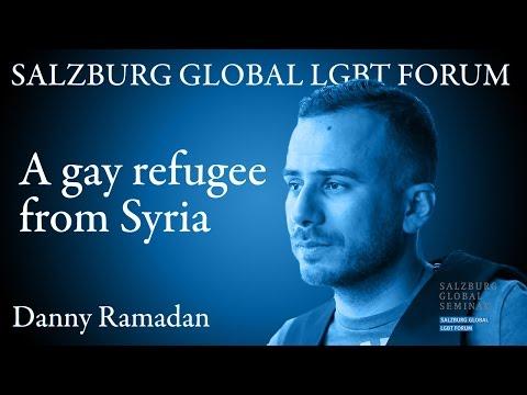 Danny Ramadan On Being A Gay Refugee From Syria   Salzburg Global LGBT Forum