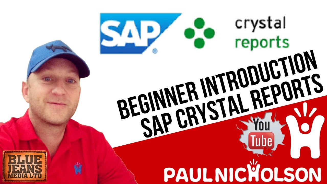 SAP Crystal Reports Reviews: Overview, Pricing and Features