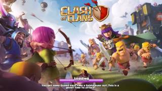 CLASH OF CLANS HACK.... SUBSCRIBE MY CH TO KNOW MORE AND COMMENT.