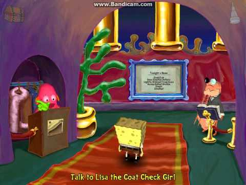 Spongebob Squarepants Employee Of The Month 2 Spongebob Employee Of