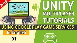 Unity realtime Multiplayer using Google Play Game services( In English )