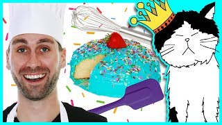 Let's Bake a Cake Song | Mooseclumps | Kids Learning Videos and Songs for Toddlers