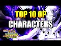 Naruto Ultimate Ninja Storm Revolution - Top 10 OP Characters w/ Commentary