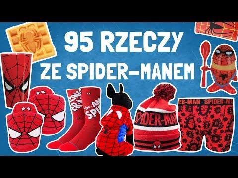 Spider Pocisk 4 - Ciekawe gadżety i ubrania ze Spider-Manem (95)