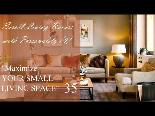 Small Living Rooms with Personality (4), Modern Décor   Maximize Your Small Living Space #35