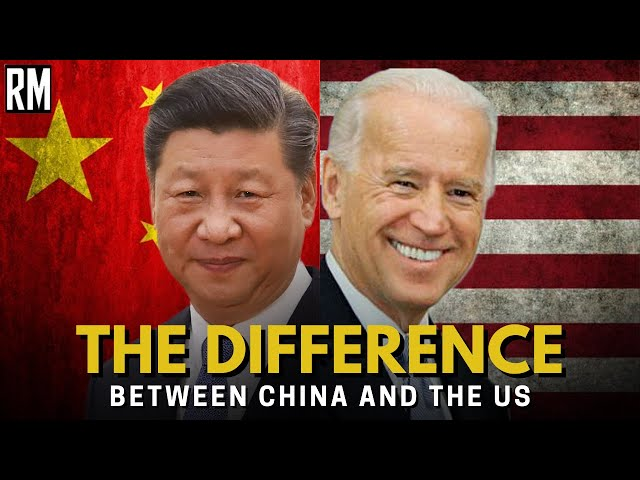 The Difference Between China and the US