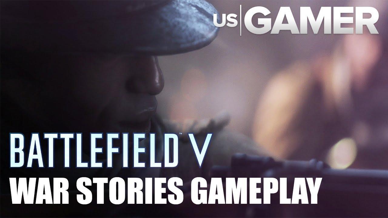 Battlefield V's Best War Story So Far is