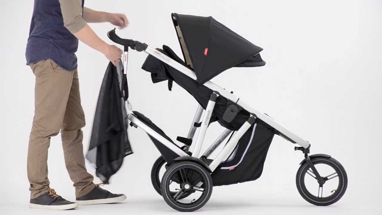 Phil And Teds Double Buggy Vibe Vibe Verve Attaching The Double Kit Instructions Phil Teds