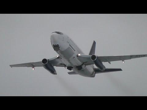 Nolinor | Boeing 737-200 Take-off | C-GTUK | Val-d'Or (CYVO)
