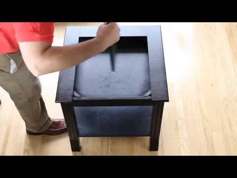 For the Man Cave: NFL Official Licensed Team Side Table