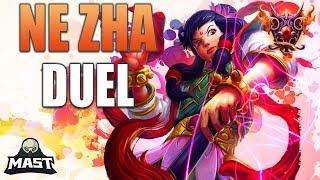 Ne Zha Duel Gameplay | SMITE Masters Ranked | That Lifesteal...