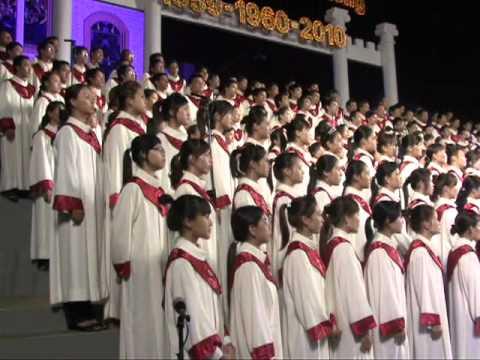 ca vang mừng Chúa giáng sinh, hạt hòa thanh, xuân lộc
