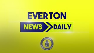 New Manager Set To Announced? | Everton News Daily
