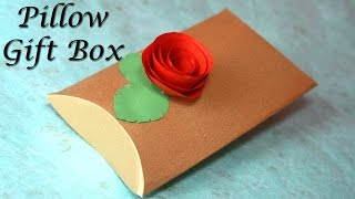 How to make a Pillow Gift Box | DIY Gift Boxes