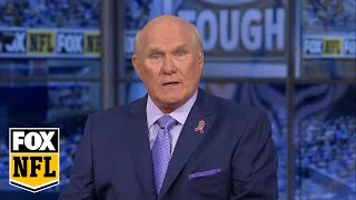 Terry Bradshaw gives his heartfelt viewpoint on Greg Hardy