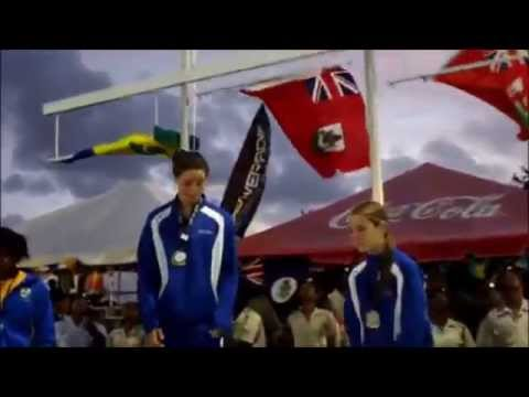 Bermuda Swimmers Medal At Carifta April 2015
