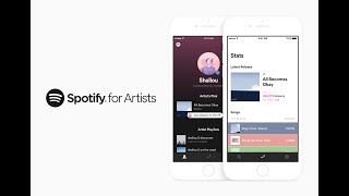 Spotify for Artists on iPhone Spotify for Artists is now on iPhone Manage your artist profile get to know your audience and watch your streaming numbers update live iPhone app ...