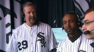 KC@CWS: McDowell and Johnson discuss playing days