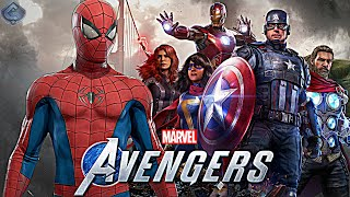 Marvel's Avengers Game - SPIDER-MAN DLC CONFIRMED!