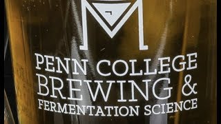 Brewing Fermentation Science at Penn College