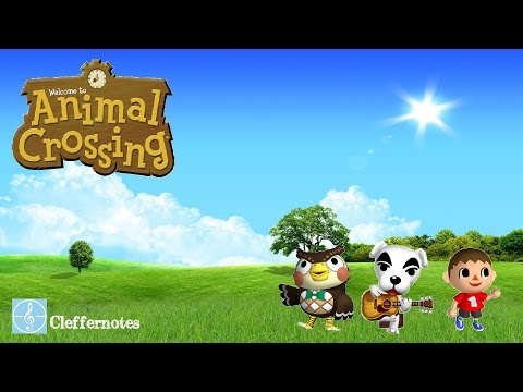 Animal Crossing New Leaf: 1AM Remix / Arrangement