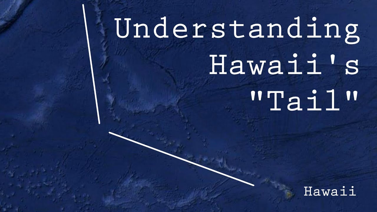 Hotspots and Mysterious Ocean Lines | Tracking Tectonic Plates with Google  Maps
