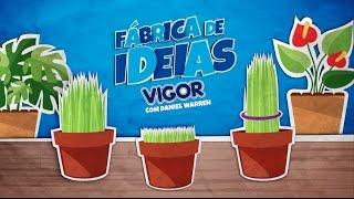 fbrica de ideias vigor com daniel warren episdio 3 vamos plantar graminha