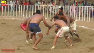 ਫਰਵਾਲਾ (ਜਲੰਧਰ ) FARWALA | KABADDI TOURNAMENT - 2016 | 1st SEMI FINAL | Full HD | Part 10th