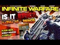 Is It EPIC? | Karma-45 - Deimos | Epic Weapon Variant Review (THE BEST GUN in Infinite Warfare)