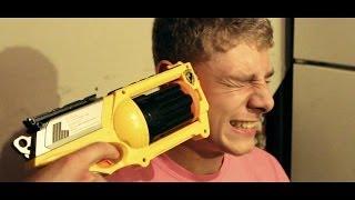 Nerf Gun Russian Roulette - an autotroph original short