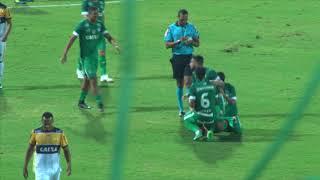 Feras do Esporte: Goiás 2 x 1 Criciúma - Brasileirão Série B. 13/07/2018