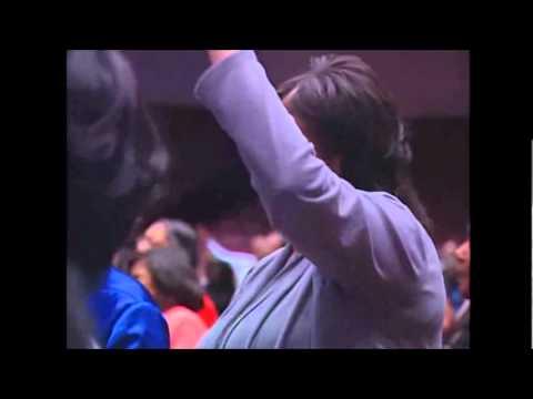 OverseerBishop Herman Murray singsWe Worship You!!!!