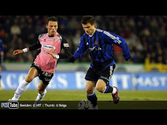 2005-2006 - Jupiler Pro League - 26. Club Brugge - SC Charleroi 2-1