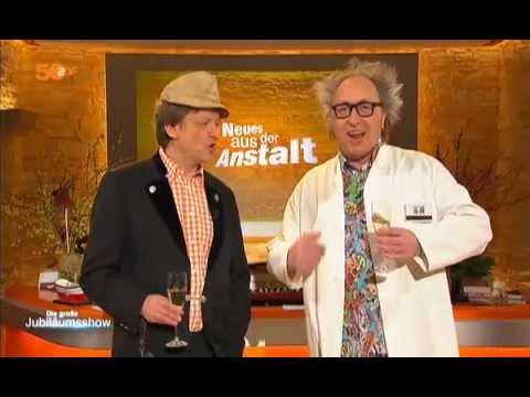 Neues aus der Anstalt  Grüsse an 50 Jahre ZDF 2013