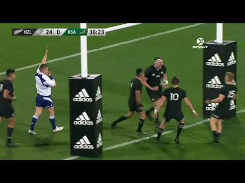 HIGHLIGHTS: All Blacks v South Africa first Test