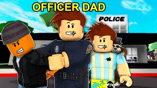 Dad Runs Brookhaven Prison.. (Roblox)