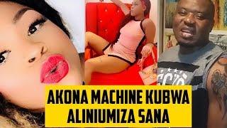 """GIGY MONEY afunguka DUDU BAYA """"Alinilazimisha Nilale Nae"""" ana MASHINE KUBWA/ Alinipiga Sana"""