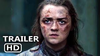 GAME OF THRONES S08E06 Official Trailer (2019) Sea