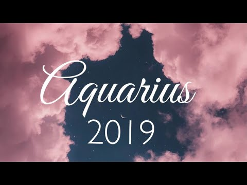 Aquarius 2019 Tarot Forecast | Powerful New Beginning!
