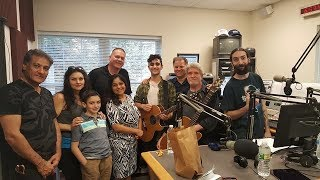 GIFT OF LIFE USA interviews at WLIE 540 AM RADIO!