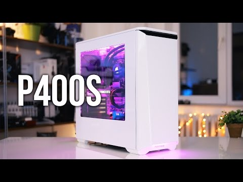 Phanteks Eclipse P400S Review - The perfect value silent case?