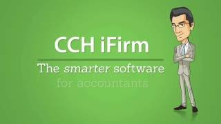 cch ifirm practice management software