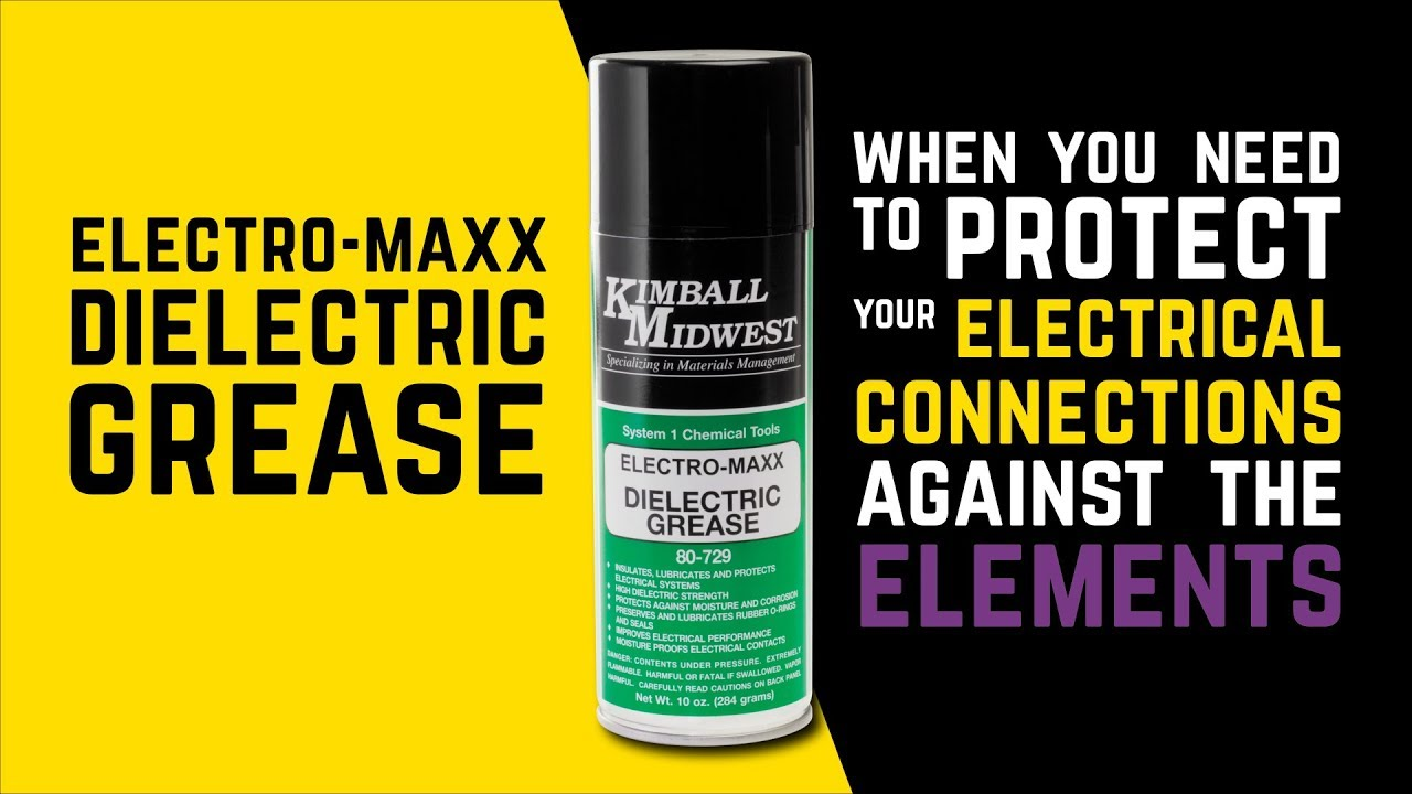 Dielectric Grease Electro Maxx Aerosol Dielectric Grease
