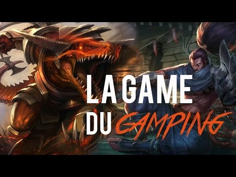 La game du Camping ! Renekton Vs Yasuo