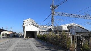 駅からハイキング・JR宇都宮線栗橋駅(Kurihashi)[其の一]