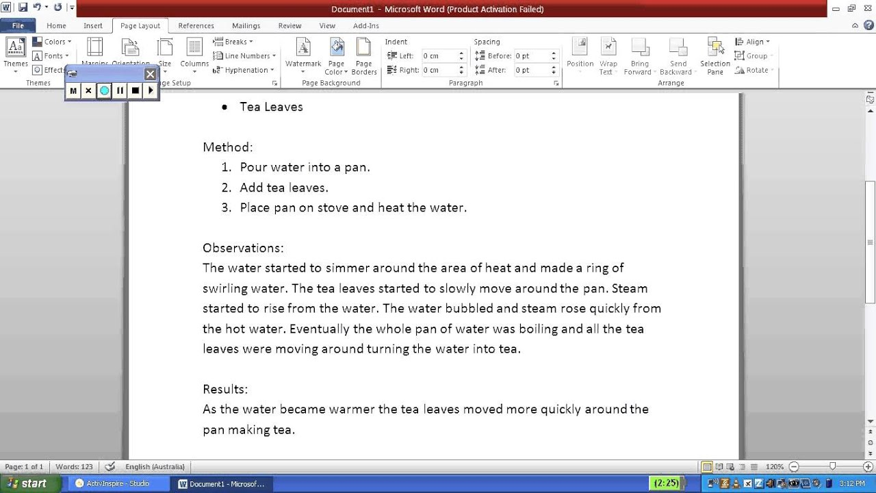 How to Write up a Science Experiment: 16 Steps (with Pictures)