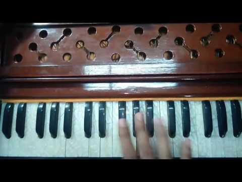 How To Play Naagin Tune On Harmonium {Learn Harmonium}