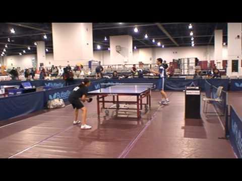 Ellen Hwang vs Zhang Chao 1