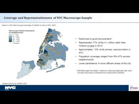 5.3.17 Webinar | Implementing the NYC Macroscope EHR Surveillance System
