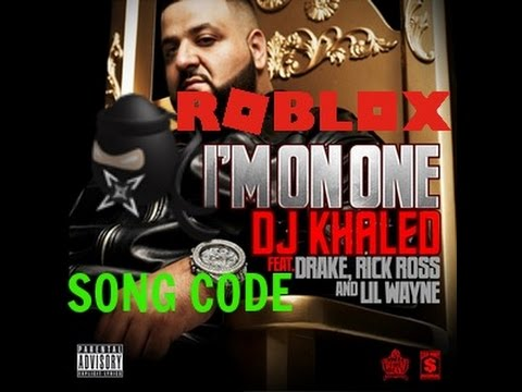 Roblox - DJ Khaled I'm the One Song Code ID